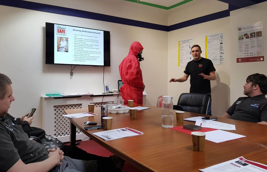Asbestos Training Liverpool