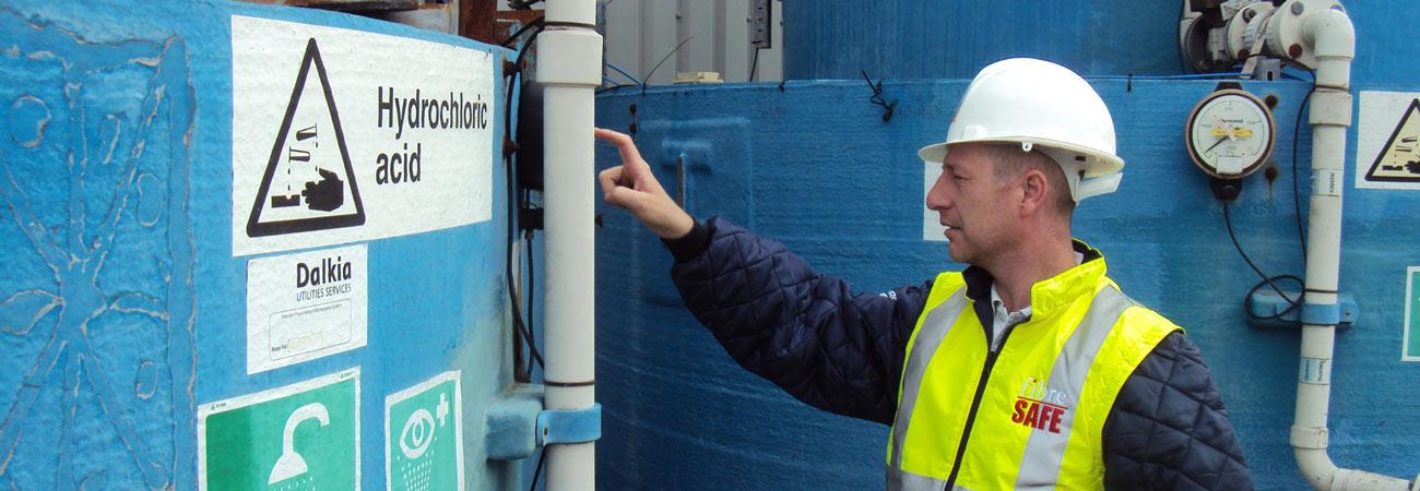 Fibre Safe Asbestos testing in Warrington